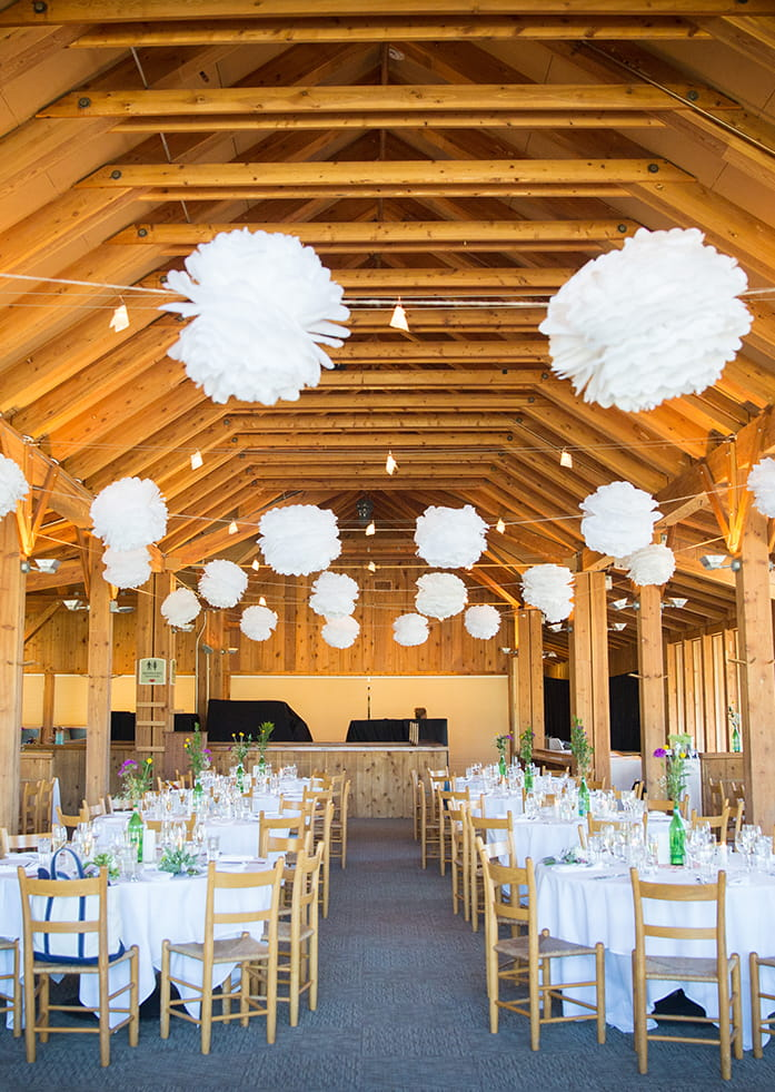 Summer wedding at Buttermilk Mountain Lodge in Aspen, Colorado