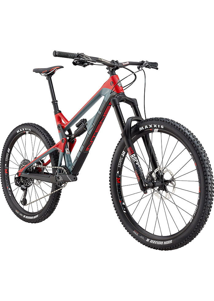2019 intense Tracer Foundation available at Four Mountain Sports for Rental at Aspen Snowmass.