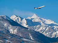 Fly to Aspen Snowmass