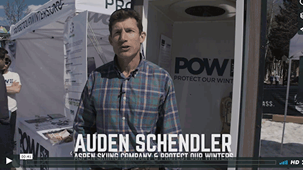 Auden Schendler Protect Our Winters