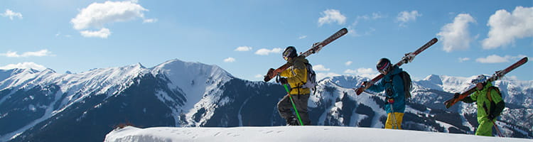 Helly Hansen 4 MTN Mission at Aspen Snowmass