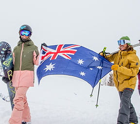 Australia Day at Aspen Snowmass.