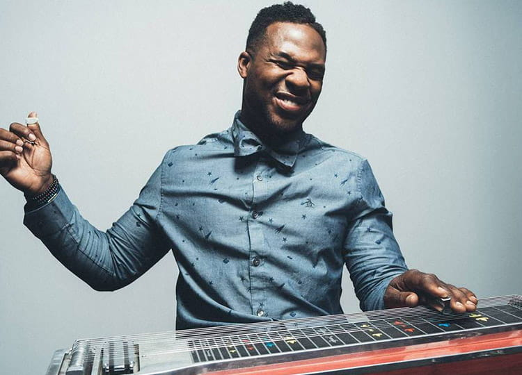 Robert Randolph & The Family Band playing at the Bud Light Core Party March 2019!