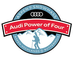 Aspen Snowmass Audi Power of Four