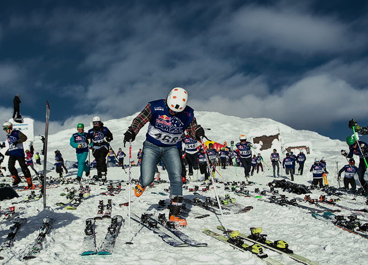 Red Bull Home Run at Aspen Snowmass in Aspen Colorado