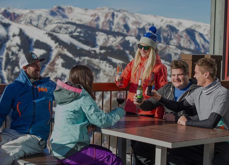 Sundeck Socials at Sundeck Restaurant in Aspen, Colorado