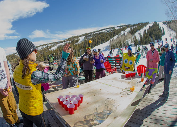 Ullrhof Games at Aspen Snowmass