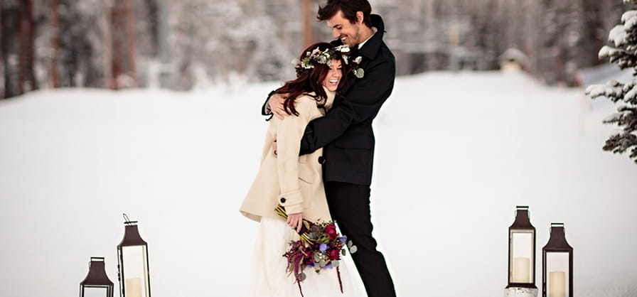 Aspen Snowmass Newly Weds