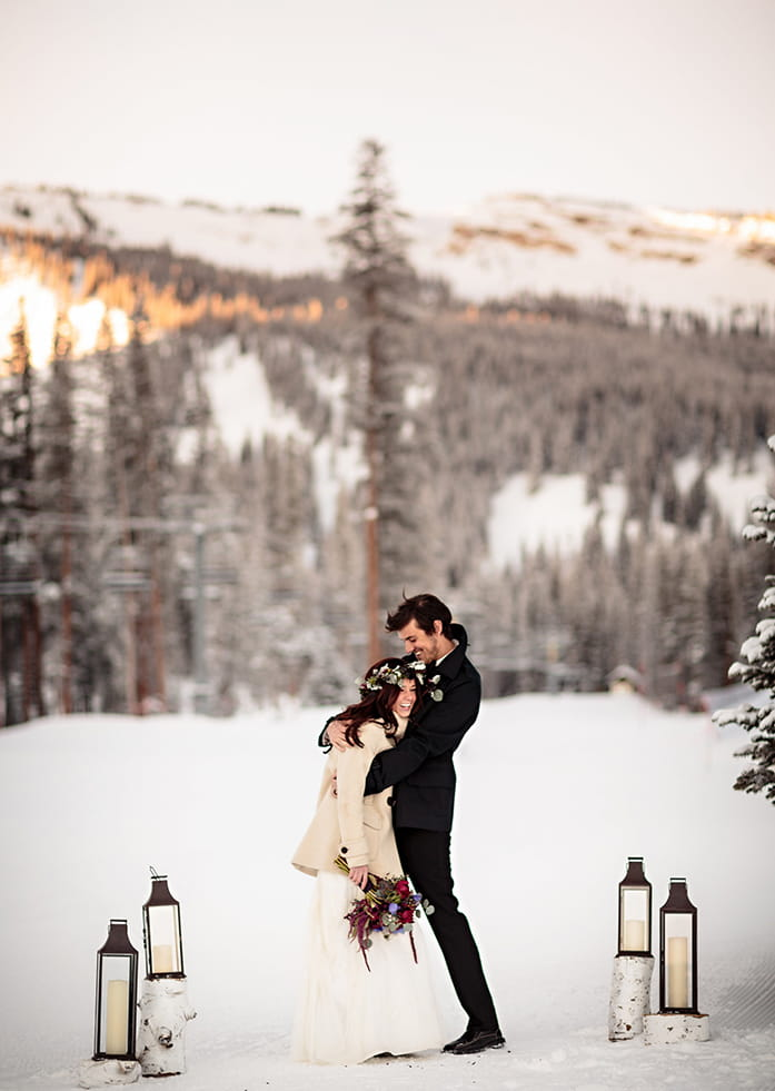 Outdoor Wedding in Aspen