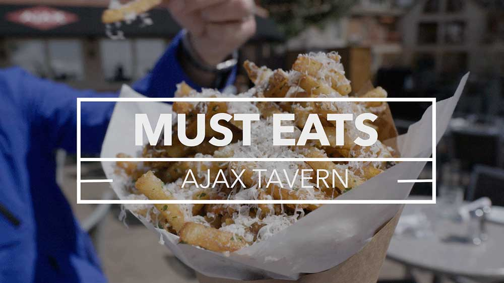 Must Eats Ajax Tavern, Aspen