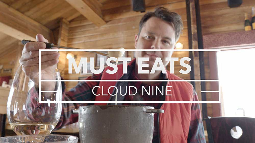 Aspen Highlands Must Eats Cloud 9