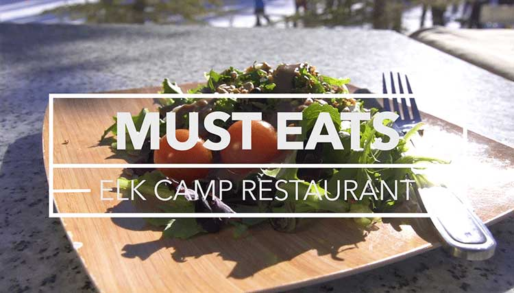 Must Eats Snowmass Elk Camp video