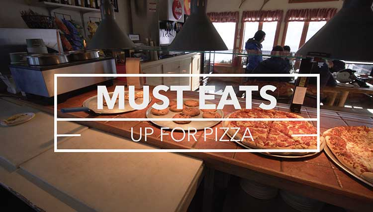 Must Eats video Up 4 Pizza Snowmass