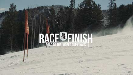 Race to the Finish Aspen Snowmass