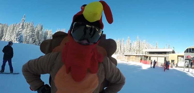 Turkey Costume in Aspen