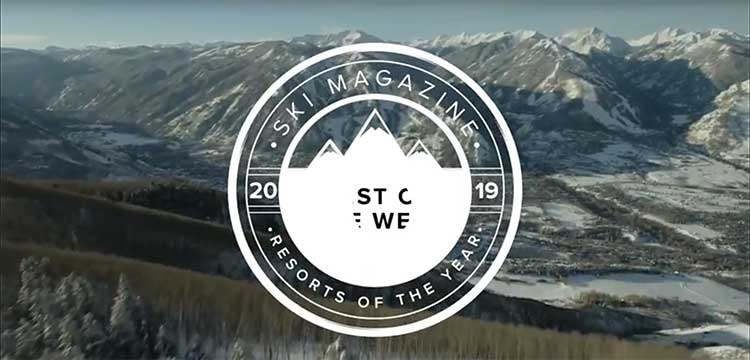Aspen Snowmass - Best Resort in the West