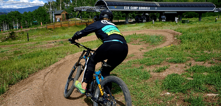 Verde Mountain Biking Trail Aspen