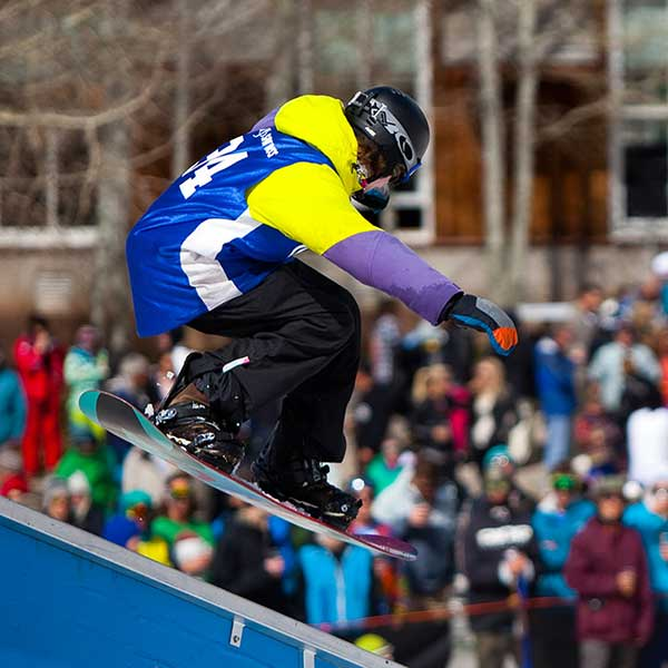 Aspen Snowmass Events - Smith Grudge Match