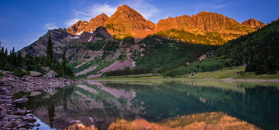 Hike the Maroon Bells area near Aspen - 4
