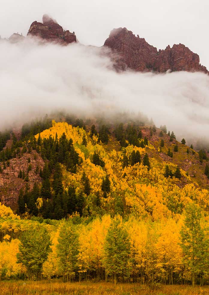 Hike the Maroon Bells area near Aspen - 6