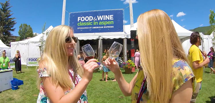 Food and Wine Classic video thumbnail