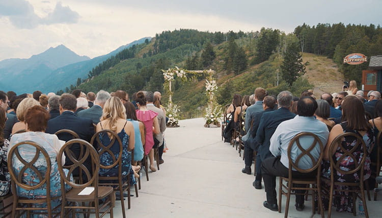 Cliffhouse Wedding Venue at Aspen Snowmass
