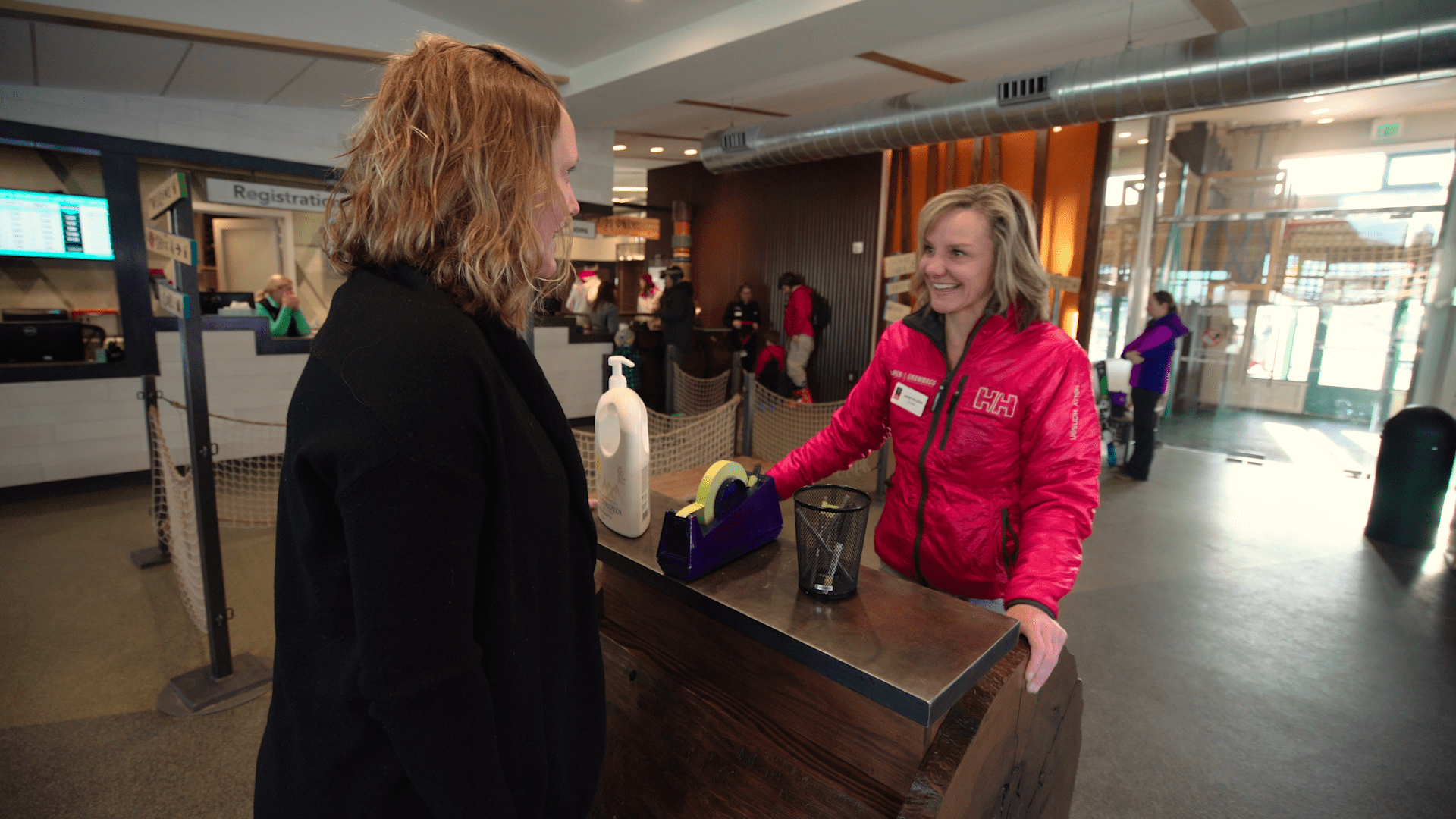Video thumbnail of guest services jobs at aspen snowmass