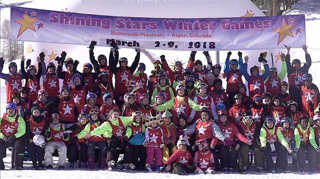 2018 Shining Stars Aspen Winter Games