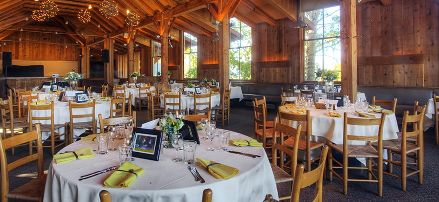 ASC Catering Aspen On-Mountain Wedding Venues Buttermilk Mountain Lodge