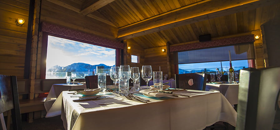 ASC Catering On-Mountain Venues Cloud Nine