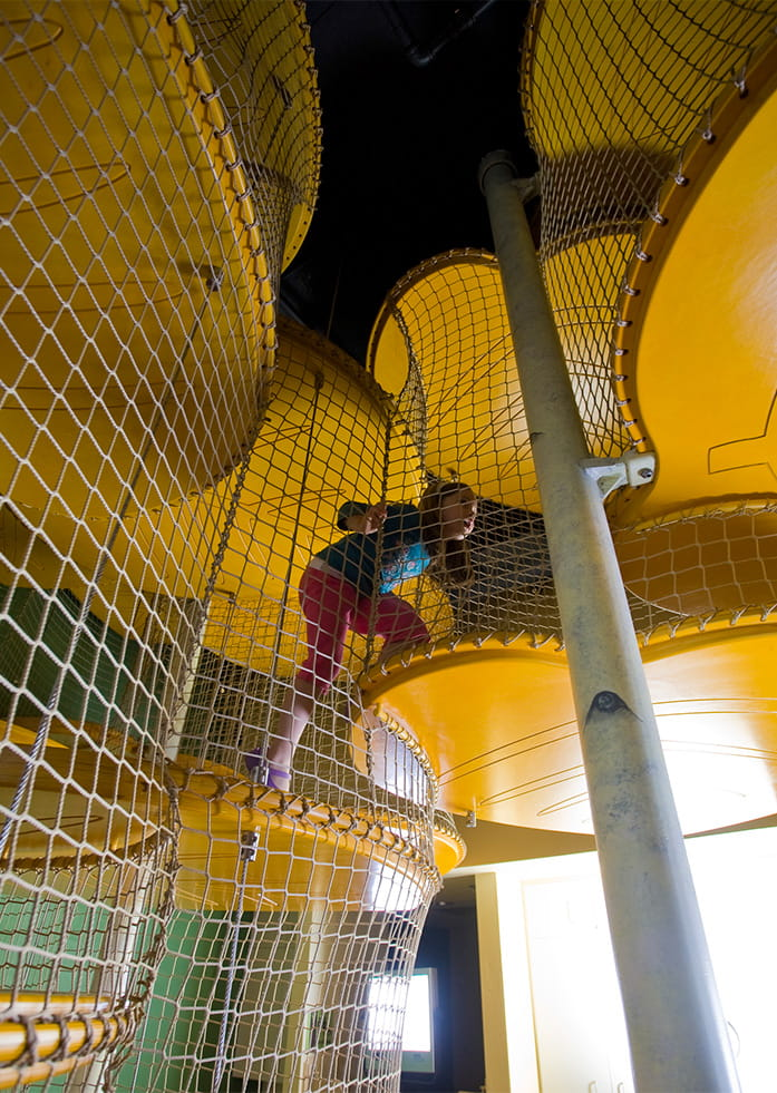 The Treehouse Kids' Adventure Center in Snowmass Village