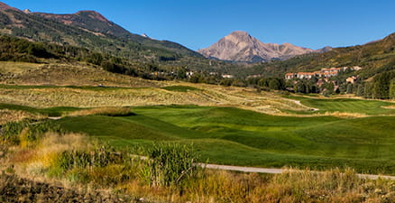 Golf at Snowmass Club