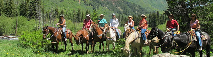 Horseback Riding near Aspen