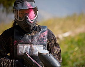 Paintball Snowmass
