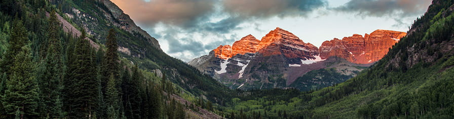 Visit Maroon Bells for the vacation of a lifetime
